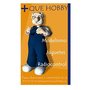 MÁS QUE HOBBY