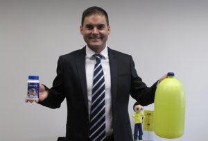 La empresa oscense Orache Desinfection aumenta un 250% la producción de virucidas