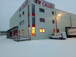 Transportes Callizo lleva por todo el país las máscaras de Tecmolde y Shu Digital