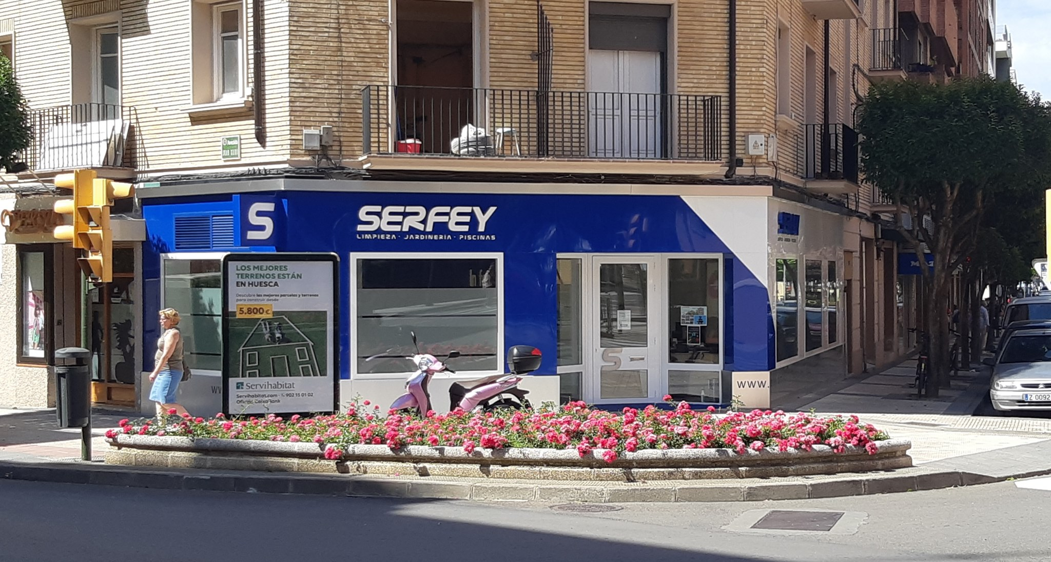 SERFEY SE SUMA A LA LUCHA CONTRA EL CORONAVIRUS