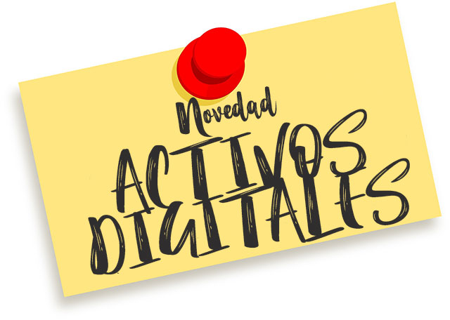 Nuevos Activos Digitales Comerciales